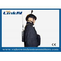 Best 5km LOS transmission COFDM HD wireless transmitter with H.264 video compression wholesale