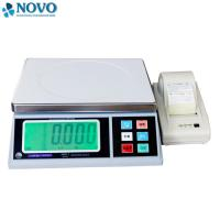 Best white electronic digital weighing scale / high precision weighing scales wholesale