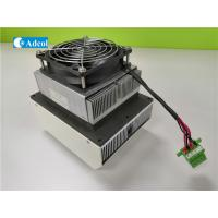 Best 50W 4.0A Peltier Thermoelectric Cooler  Assembly For Cabinet Cooling wholesale