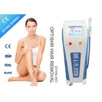 OPT IPL Gentle  Laser Hair Removal Device 8 * 40mm Sapphire Multifunctional