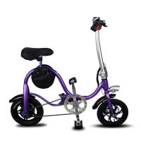 Best Disc Brake Fold Up Electric Bike Aluminum 6061 Body Material S1 Stem Folding wholesale