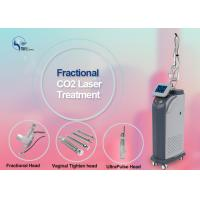 Buy cheap RF Co2 Fractional Laser Machine Vaginal Tightening Beauty Equipment from wholesalers