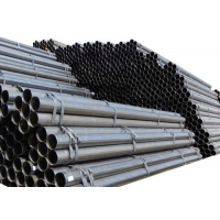 Best Welded Hot Rolled Hollow Section Erw Black Pipe 0.25mm wholesale