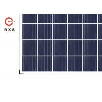 Cheap 320W Polycrystalline Transparent Glass Solar Panels Harsh Environment Adaptation for sale