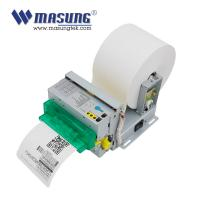 Buy cheap All In One Thermal Printer Payment Kiosk Android / Linux System With Auto Cutter from wholesalers