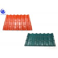 Best Light Weight ASA MaterialEmboss Surface Syntheticr Resin Roof Tile10-30 Years of Warranty wholesale
