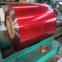 Construction 1550MM RAL Color Coated Aluminium Coil for sale