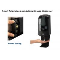 Best Commercial Triple Wall Mounted Automatic Hand Soap Dispenser With 1000ml Capacity wholesale