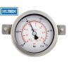 0 to 3,500 PSI Glycerine Filled Pressure Gauge for sale