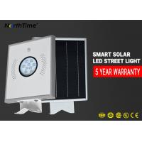 Buy cheap High Brightness, High Lumens All - In - One Design LED Solar Street Lights from wholesalers