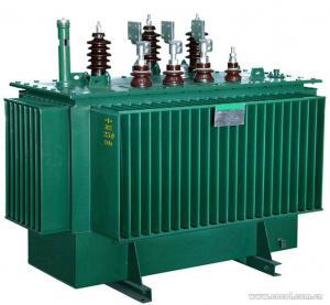 China 20KV ONAN Amorphous Alloy Distribution Transformer For Fatory , Core Type on sale