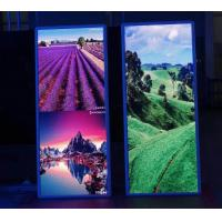 Buy cheap Indoor HD mirror led poster video advertising display screen p2 p2.5 p3 p6 from wholesalers
