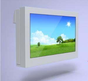 Quality 70 Inch Horizontal Wall Mounted Digital Signage LCD Display High Brightness wholesale