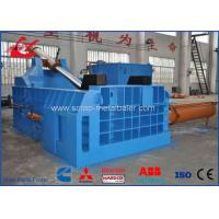 Best 250 Ton Side Push Out Hydraulic Metal Baler Scrap Steel Baling Press Machine CE Certificated wholesale