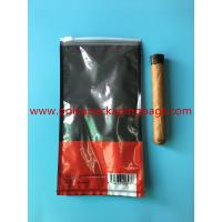 Best Customized Printed Small Cigar Humidor Bags / Cigar Packaging Bag wholesale