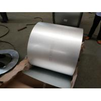 Quality G350 / G550 Grade Zninc Galvalume Steel Coils 340 - 390 Tensile Strength For steel Roofing wholesale