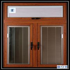 Buy cheap Aluminium Sliding Window Aluminium Window Extrusions With Mosquito Screen / from wholesalers