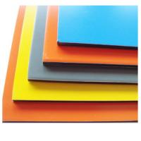Best ACP ACM Fireproof Aluminum Composite Panel With Thickness 0.25 - 4.0 mm wholesale