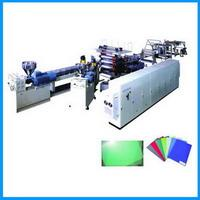 China PE-PP-PS-PVC-ABS-PMMA -PC Board Production Line on sale