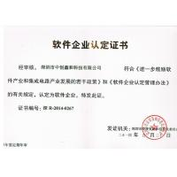 Zhongchuang Technology Group Limited Certifications