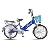 China 2 Seats Hybrid Electric Bikes 125Kg Power Assisted Bicycle With Battery Power on sale