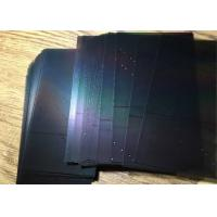 Quality Custom Glossy LCD Polarizer Film Roll , Linear lcd monitor polarized film 90 145 Degree wholesale