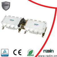 Small Size 250A MTS Transfer Switch , Energy Saving Power Changeover Switch for sale