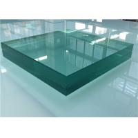 Best Sound Control Toughened Laminated Glass , Acoustic Laminated Glass For Shower Door wholesale