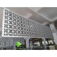 Best Metal aluminum facade cladding wall for facade curtain wall  with 3mm thickness aluminum panel wholesale