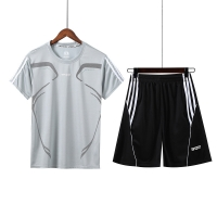 Best Customize Athletic Fit Tee Shirts SGS Athletic Regular Fit Quick Dry Tee wholesale