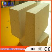 Quality Special Bauxite Chamotte High Alumina Refractory Brick 230 X 114 X 65mm wholesale