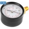 Manometer Pressure Gauge Side/Bottom Entry M20x1,5 + 1/2 BSP Reduction 100mm for sale