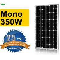 China 72 Cells Mono Pv Module / Anodized Aluminum Frame Photovoltaic Solar Panels on sale
