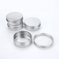 China 150g Aluminum Cosmetic Containers for sale