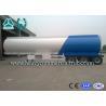 Best Oil Saving Fuel Transportation Tank Semi Trailer 42000L Easy Operation wholesale