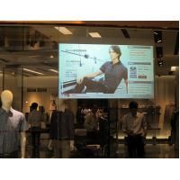 Buy cheap USB Interface Capacitive Multi Touch Screen Foil Film 49 Inch Waterproof Anti- from wholesalers