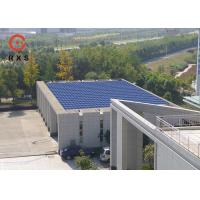 Best 90 KW On Grid Solar Power System , Poly Solar Panel Power System For Home wholesale