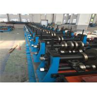 Best Heavy Duty Metal Roll Forming Machine Spot Welding 70mm Roller Axis For Shelving wholesale