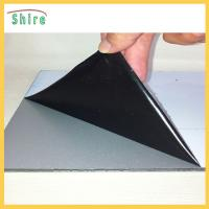 Best PVDF Aluminium Composite Panels Aluminum Sheet  Protective Film No Pollution wholesale
