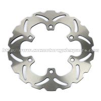 Best 240mm Motorcycle Brake Disc Rotor For Front Left / Right Position wholesale