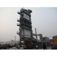 240 Ton Capacity Asphalt Batch Mixing Plant With Ready Bin Underneath Mixing Tower