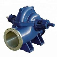 Best Easy Installation Double Suction Centrifugal Pump , Energy Saving High Capacity Centrifugal Pumps wholesale
