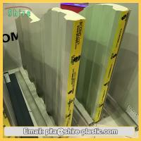 Best Clear Sticky Back Plastic Adhesive Film Sandwich Panel Surface Protective Foil Anti Dust wholesale