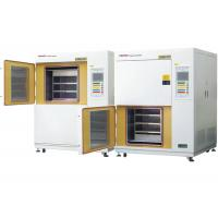 Best Air Cooled Thermal Shock Test Chamber , Environmental Thermal Cycling Chamber 2 Zone wholesale