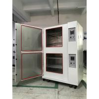 Best Stackable Climatic Test Chamber Glass Fiber Insulation Single Stage Compression Refrigeration wholesale