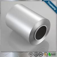 Best Food Grade Coated Aluminum Strip Roll Foil Roll For Food Packaging Stable wholesale