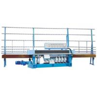 Cheap Glass straight line edging machine, glass flat edge machine, glass polisher, glass edger for sale