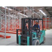 Cheap Durable Steel Pallet Warehouse Racking With High Loading 3000kg / layer for sale