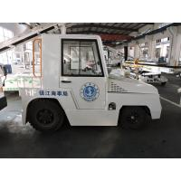 Best 4130 Kilogram Airport Baggage Tractor , Aviation Ground Support Equipment wholesale
