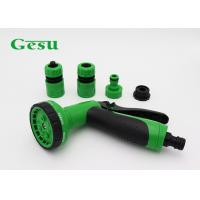 Buy cheap Garden Watering Spray Nozzle Set Acid And Alkali Resistance Lightweight from wholesalers